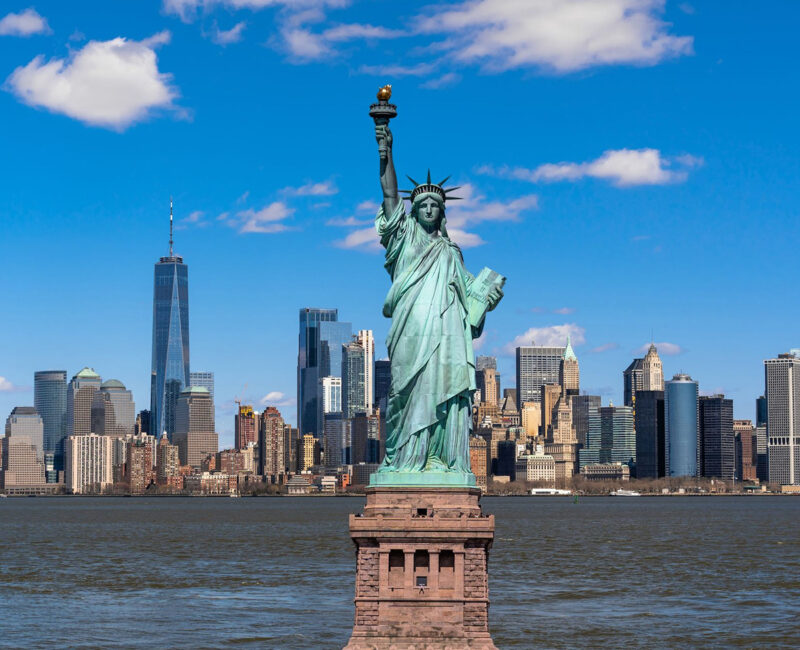 Statue of Liberty, New York City, USA - Top Immigration Counsultants in Pune